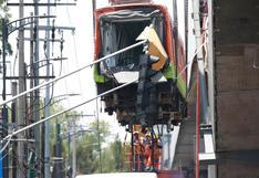 Tragedia en México: asciende a 26 la cifra de muertos por derrumbe en el metro de la CDMX