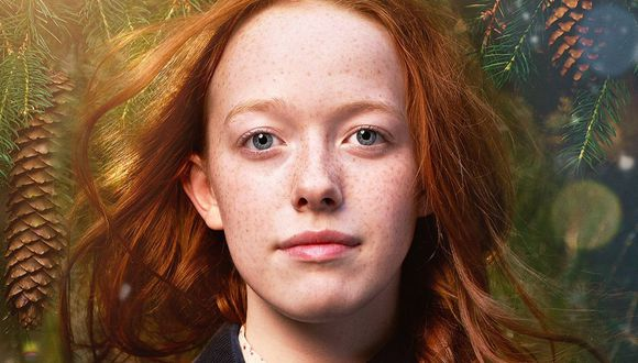"""""""Anne with an E"""" es una serie canadiense basada en las historias de """"Anne of Green Gables"""" y protagonizada por Amybeth McNulty (Foto: Netflix)"""