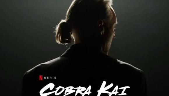 """Terry Silver fue el villano principal en """"The Karate Kid Part III"""" y ahora será parte de la cuarta temporada de """"Cobra Kai"""" (Foto: Netflix)"""