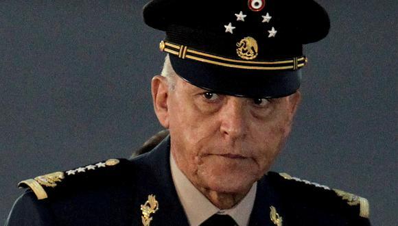 Estados Unidos entregará al general Salvador Cienfuegos a México. (Reuters).