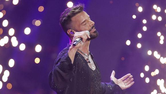 El cantante Ricky Martin anunció en sus redes sociales la llegada del equipo enviado a los médicos que trabajan contra el coronavirus. (AFP).