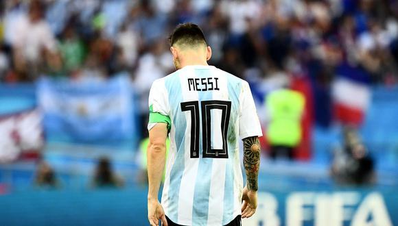 Lionel Messi ha participado en cuatro Copas del Mundo consecutivas con Argentina. En dos de ellas apenas hizo un gol. Y en otra se fue sin remecer las redes. (Foto: AFP)