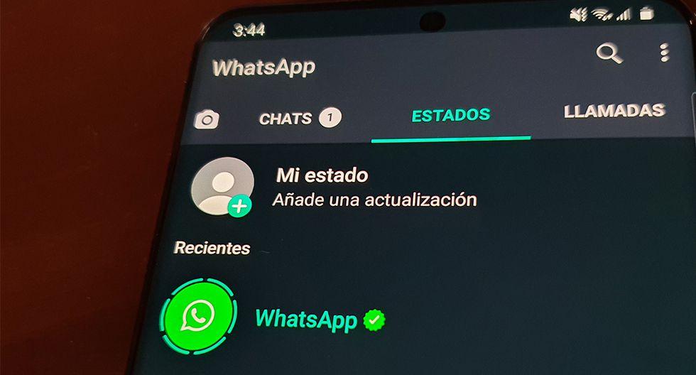 Conoce la manera más fácil de descargar los estados de tus amigos con este truco de WhatsApp. (Foto: WhatsApp)