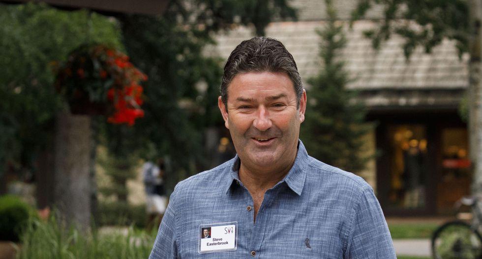 McDonald's: Steve Easterbrook, el director ejecutivo de la empresa que fue despedido por mantener una relación sentimental con una empleada. (Patrick T. Fallon/Bloomberg).