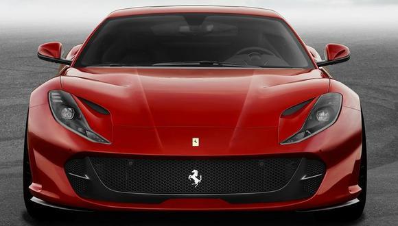 Ferrari presenta el auto más rápido de su historia