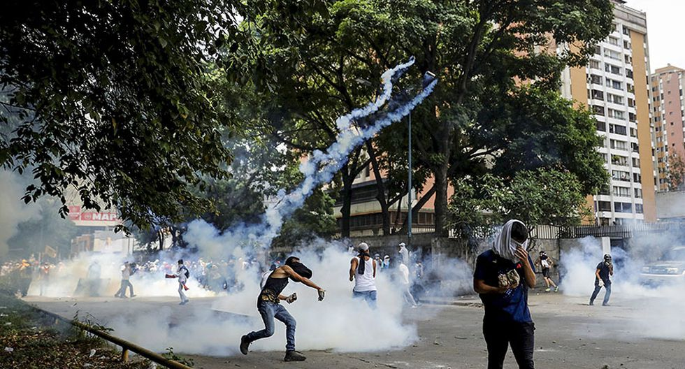 Venezuela: Las fotos más impactantes de la brutal represión - 7