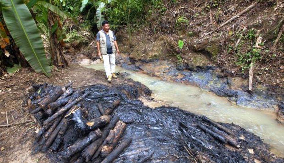 El distrito de Urarinas es uno de los más afectados por los derrames de petróleo del ONP. (Foto: referencial).