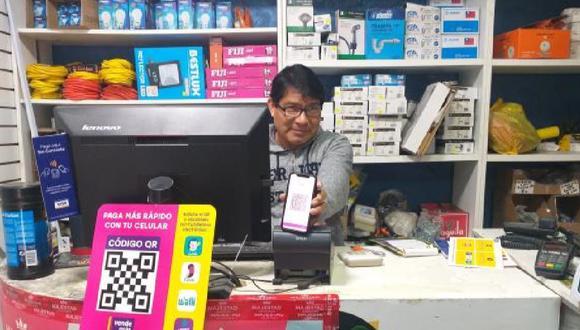 Las ventas de los comercios podría incrementarse en 20% con este tipo de pago electrónico. (Foto: VendeMás)