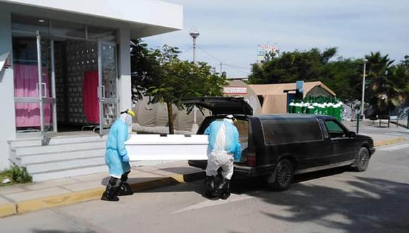 Son en total 12 reos los que en las últimas horas han llegado hasta el hospital chimbotano para ser atendidos por emergencia. Cinco de ellos han fallecidos
