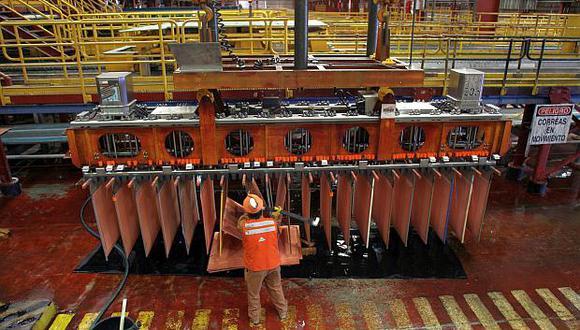La huelga del 2017 en Minera Escondida redujo en 8% su producción de cobre hasta las 903 mil toneladas. (Foto: Reuters)