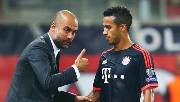 Pep Guardiola dirigió al Bayern Munich entra la temporada 2013 y 2016. (Foto: Getty Images)