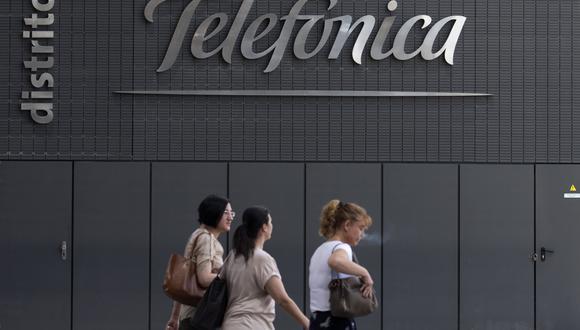 En cambio, Telefónica priorizará la inversión en los mercados de España, Brasil, Alemania y Reino Unido. (AP Photo/Paul White)
