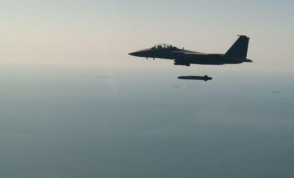 Un avión caza ruso invadió el espacio aéreo en la costa Este de Corea del Sur, que de inmediato hizo despegar aviones de combate que realizaron los disparos de advertencia. (Referencial AFP)