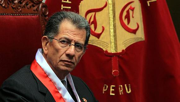 """Urviola consideró que está rectificación """"es beneficiosa"""" para la institucionalidad y democracia en el perú. (Foto: Archivo El Comercio)"""