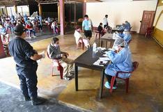 Loreto: centro prehospitalario recibió a 800 pacientes para descartar COVID-19 en segundo día de atención