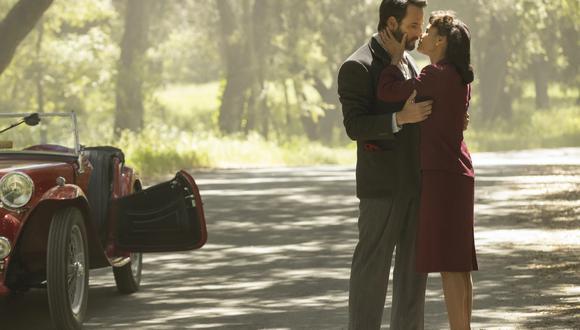 """En """"Westworld"""" 3x02, Maeve (Thandie Newton) y Hector (Rodrigo Santoro) están, nuevamente, atrapados en un ciclo eterno. Foto: HBO."""