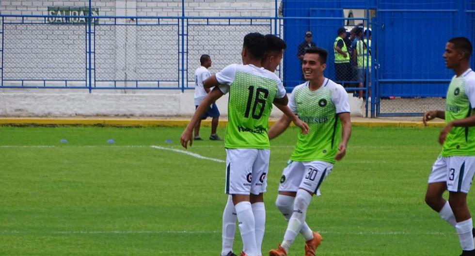 Pirata FC venció 2-1 a Real Garcilaso en su debut en el fútbol profesional.   Foto: @figovalenzuela