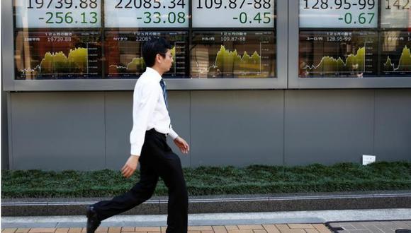 bolsa de tokio (Foto: Reuters)