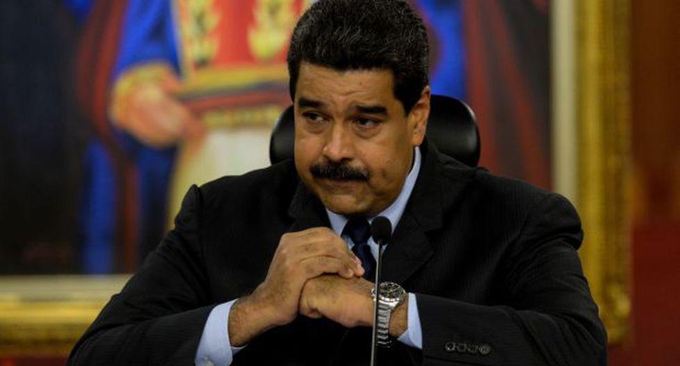 Maduro dice que presidente del Parlamento debe ser procesado