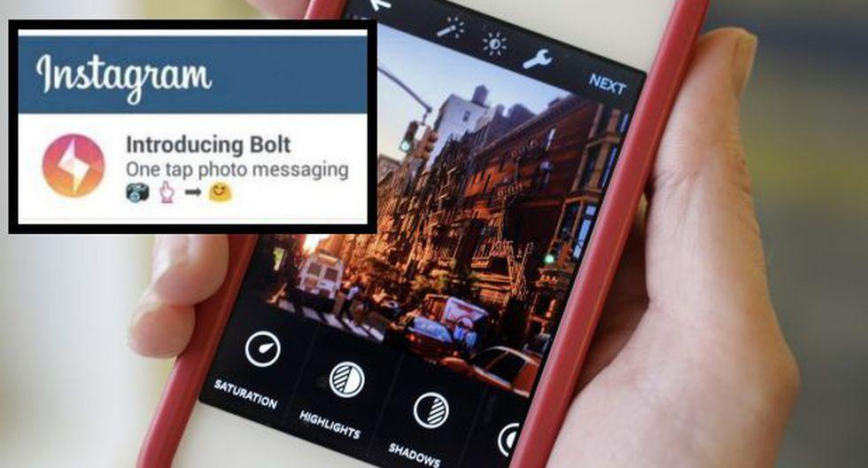 Instagram presentó Bolt, su app tipo Snapchat... pero por error