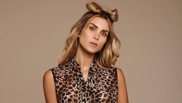 Verónica Montes denunció entre lágrimas que en esta industria siguen pensando que las rubias solo pueden hacer papeles de tonta (Foto: Instagram / Verónica Montes)