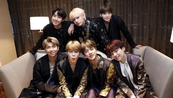 BTS. (Foto: Facebook oficial)