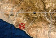 Arequipa: sismo de magnitud 4 se reportó en Chala, Caraveli, señala IGP