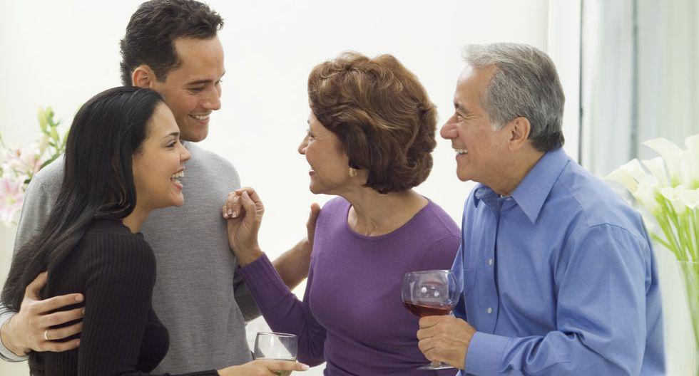 Siete consejos para llevarte bien con la familia de tu pareja