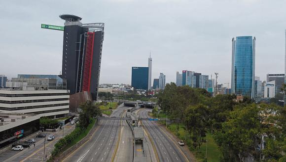 Vía Expresa, Vía Expresa Javier Prado y la Costa Verde permanecerán cerradas el 24, 25, 31 de diciembre y 1 de enero. (Foto: Daniel Apuy / GEC)