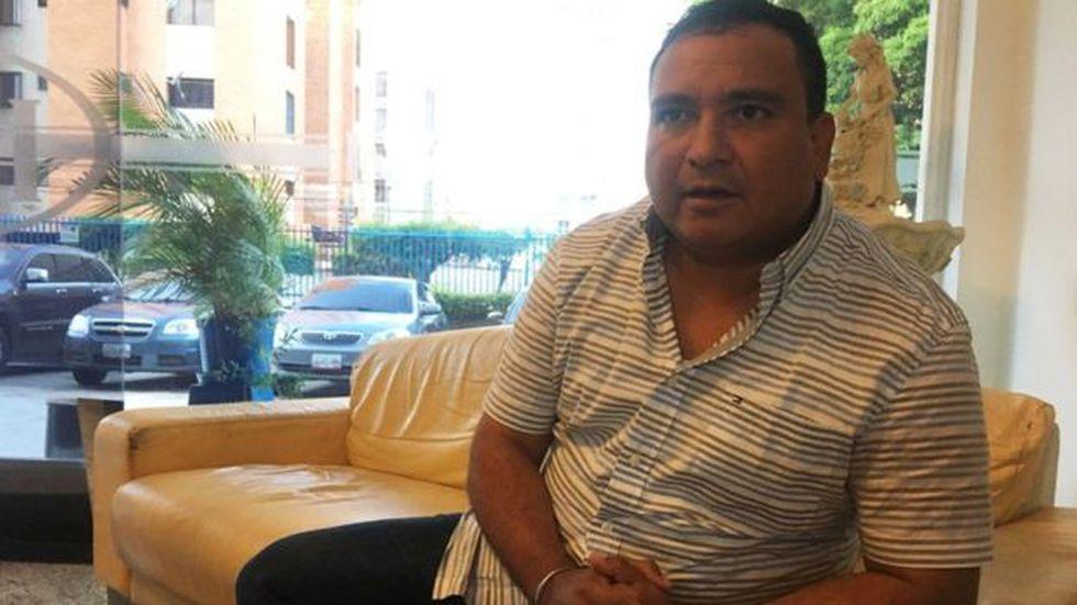 Tito Bohórquez, agrónomo ecuatoriano que cursa doctorado en Venezuela, dice que el ahorro en la matrícula es enorme sin lesionar la calidad educativa. Foto: BBC