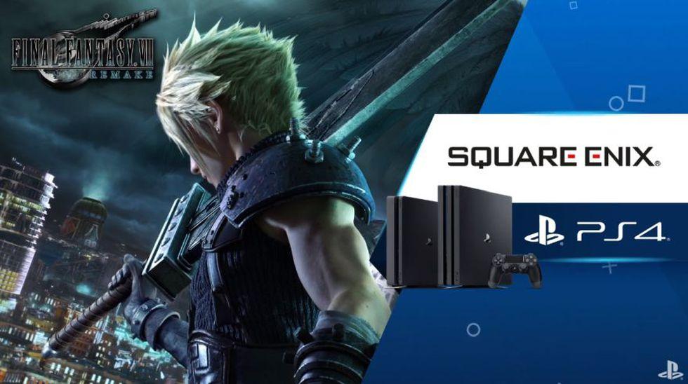 Final Fantasy VII Remake. (Foto: Sony)