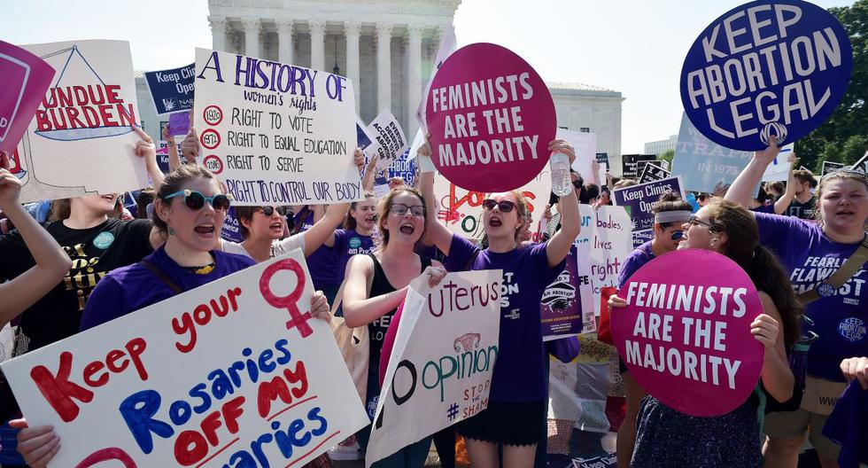 Biden's government to sue Texas over its abortion restrictions