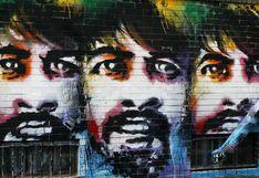 Dave Grohl:  así luce la calle dedicada al líder de Foo Fighters   FOTOS