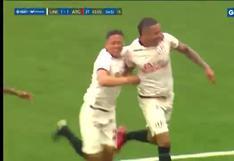 Universitario vs. Atlético Grau: Donald Millán canjeó penal por gol para la remontada crema | VIDEO