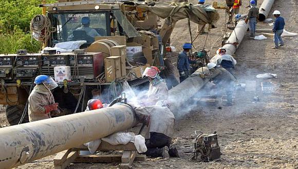 El Minem recibió el informe final de la consultora Mott MacDonald, que fija los costos y beneficios del SIT Gas, otrora Gasoducto Sur Peruano (Foto: Archivo El Comercio)