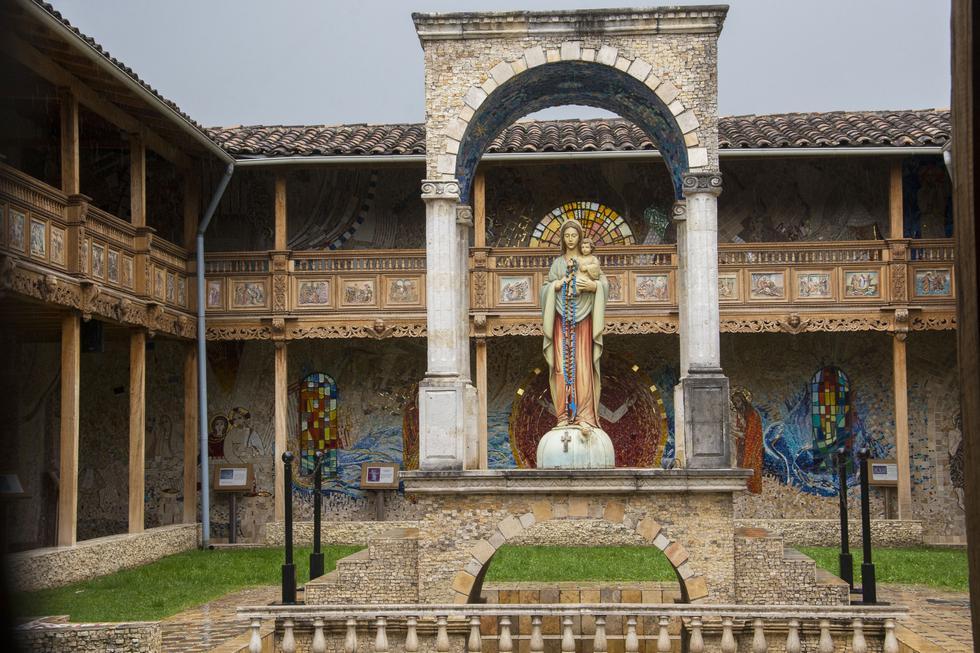 Cajamarca: la misión italiana que forja belleza y prosperidad en el pueblo de Polloc. FOTOS: Flor Ruiz.