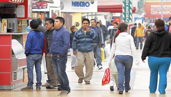 Asbanc: 60% de la población peruana pertenece a la clase media