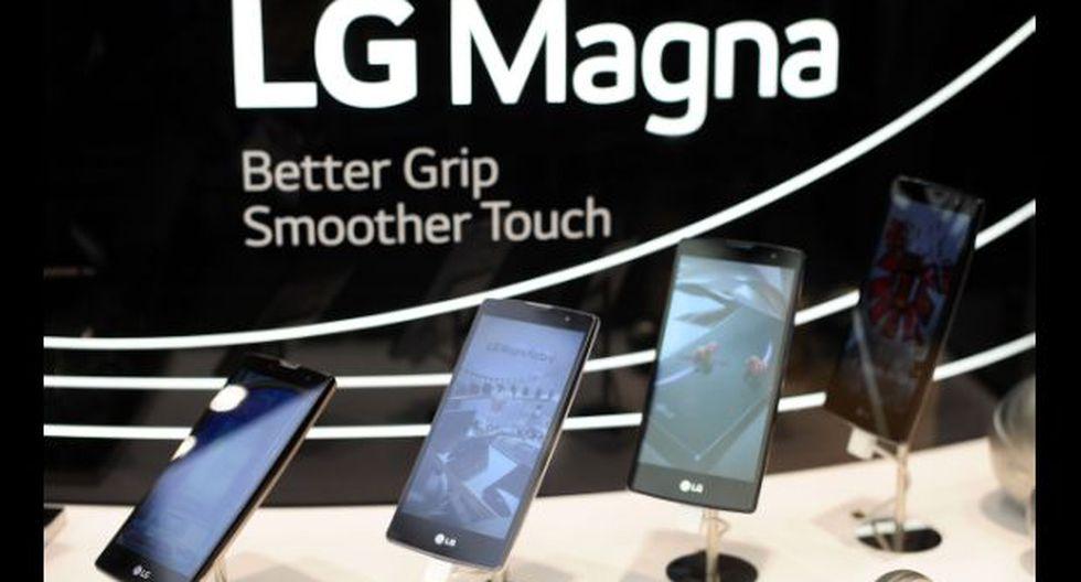 MWC 2015: LG renueva sus smartphones de entrada y gama media