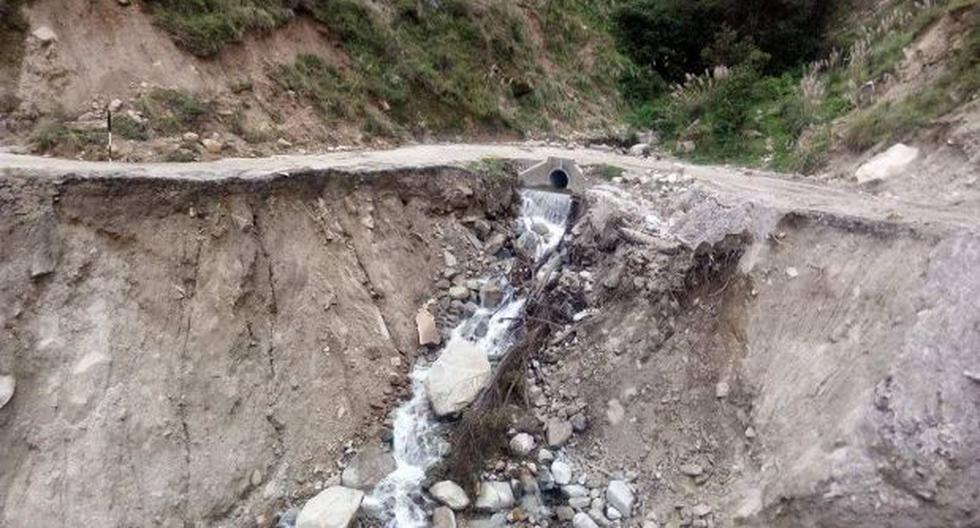 Áncash: ministra Pérez Tello verificó daños por El Niño costero - 1