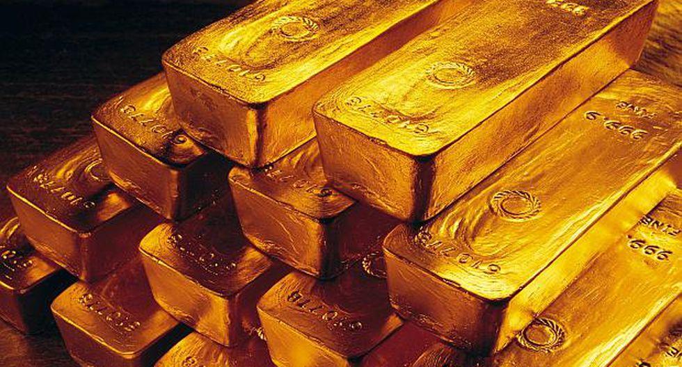 El oro abrió al alza el lunes. (Foto: AP)