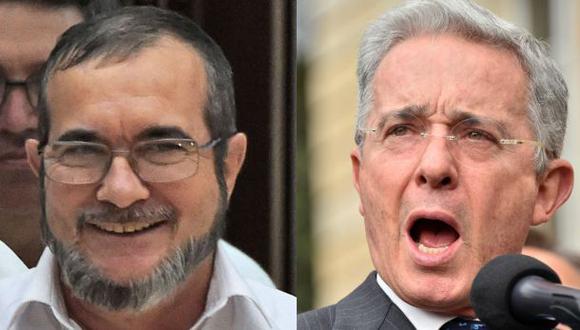 """FARC sobre Uribe: """"Le dieron 8 años para acabarnos y no pudo"""""""