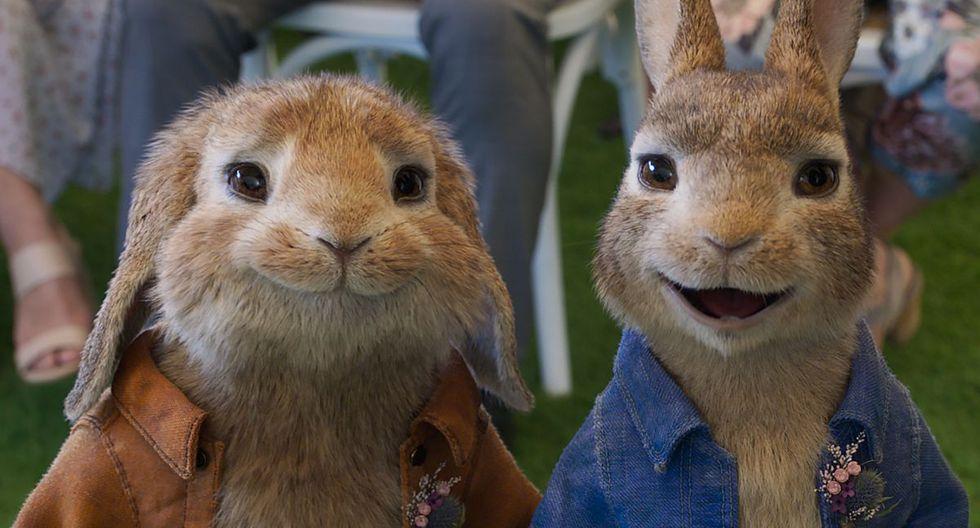 """Peter Rabbit 2: The Runaway"" - Del 3/04/2020 al 7/08/2020. (Foto: Sony Pictures)"