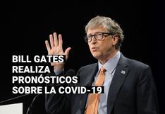 Bill Gates pronostica cuál será la primera vacuna aprobada contra la COVID-19