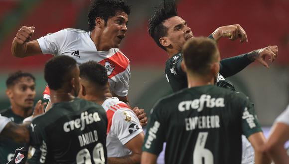 Copa Libertadores: ¿Por qué River Plate es tendencia en redes sociales y Palmeiras no?