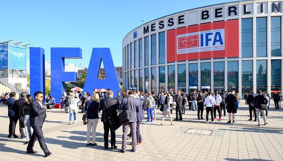 La IFA es una de las ferias de tecnología más importantes de Europa. (Imagen: IFA)
