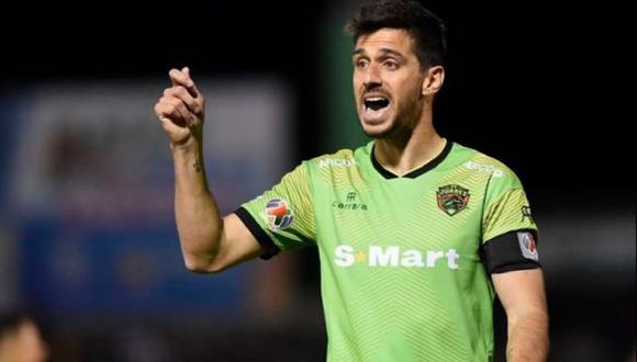 Jonathan Lacerda es nuevo jugador de Alianza Lima para la presente temporada   Foto: Prensa Alianza Lima / Agencias
