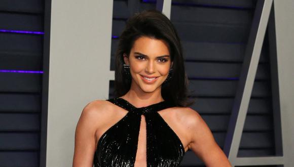 A sus 25 años, Kendall Jenner es toda una celebridad del modelaje y acaba de lanzar su marca de tequila 818. (Foto: AFP)