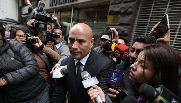 El Comercio se comunicó con el abogado Castillo Alva, defensa de Ramírez, pero se excusó de dialogar porque el interrogatorio aún se encontraba en desarrollo. (Foto: Archivo El Comercio)