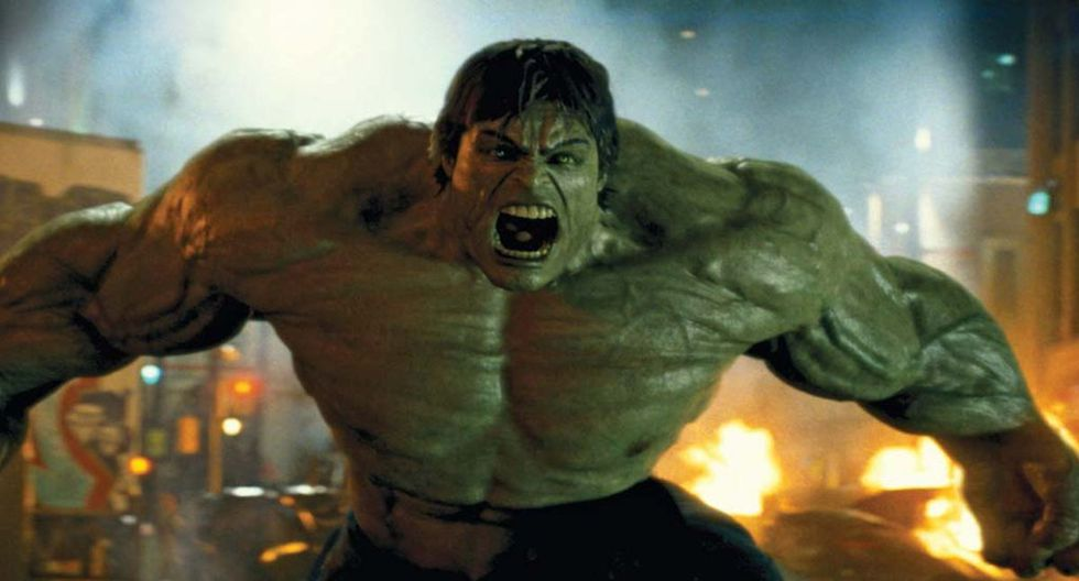"""The Incredible Hulk"" (2008) – Netflix y HBO Go. (Fuente: Marvel Studios)"