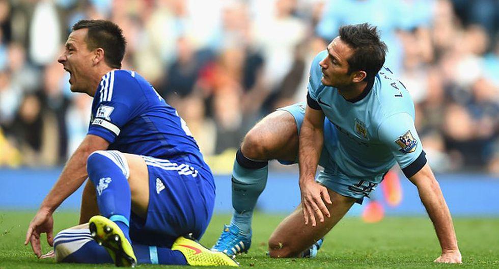 Frank Lampard y su tristeza tras anotarle al Chelsea - 4
